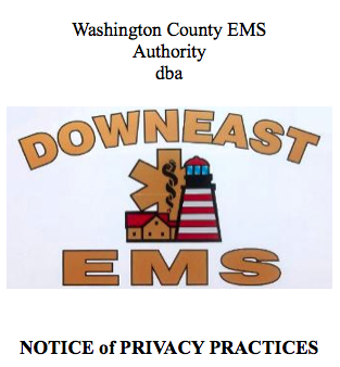 Downeast EMS Logo
